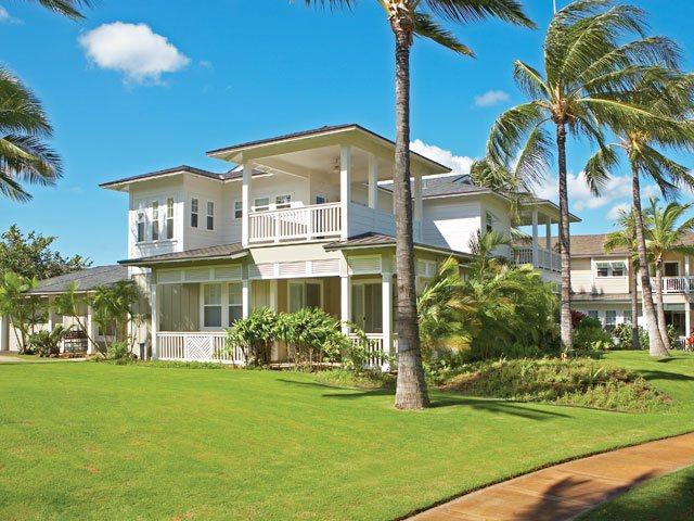 The Coconut Plantation